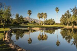 Los mejores campos de Golf de la Costa del Sol