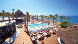 Los mejores clubs y restaurantes exclusivos de Marbella