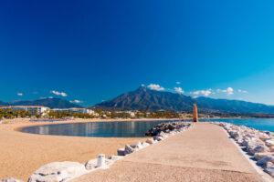 Arena fina y mar Mediterráneo a 5 minutos de La Fuente