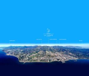 Ubicacion la Fuente Marbella
