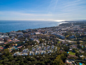 Located in the heart of Marbella.