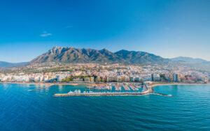 Ubicada en pleno corazón de Marbella